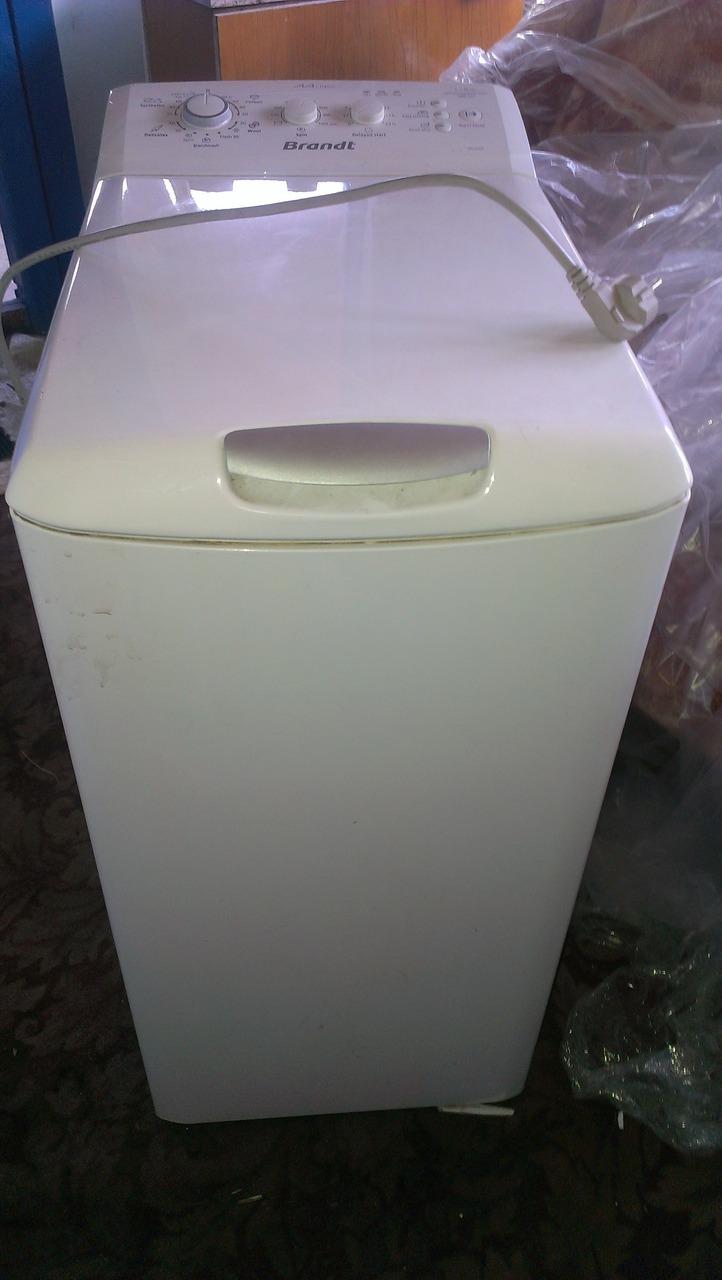 Разборка стиральной машины с вертикальной загрузкой 81