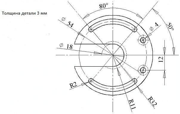 Двухканальное бсз на иж юпитер 5