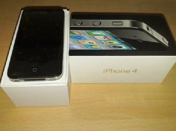 Iphone 4 Black Used iphone