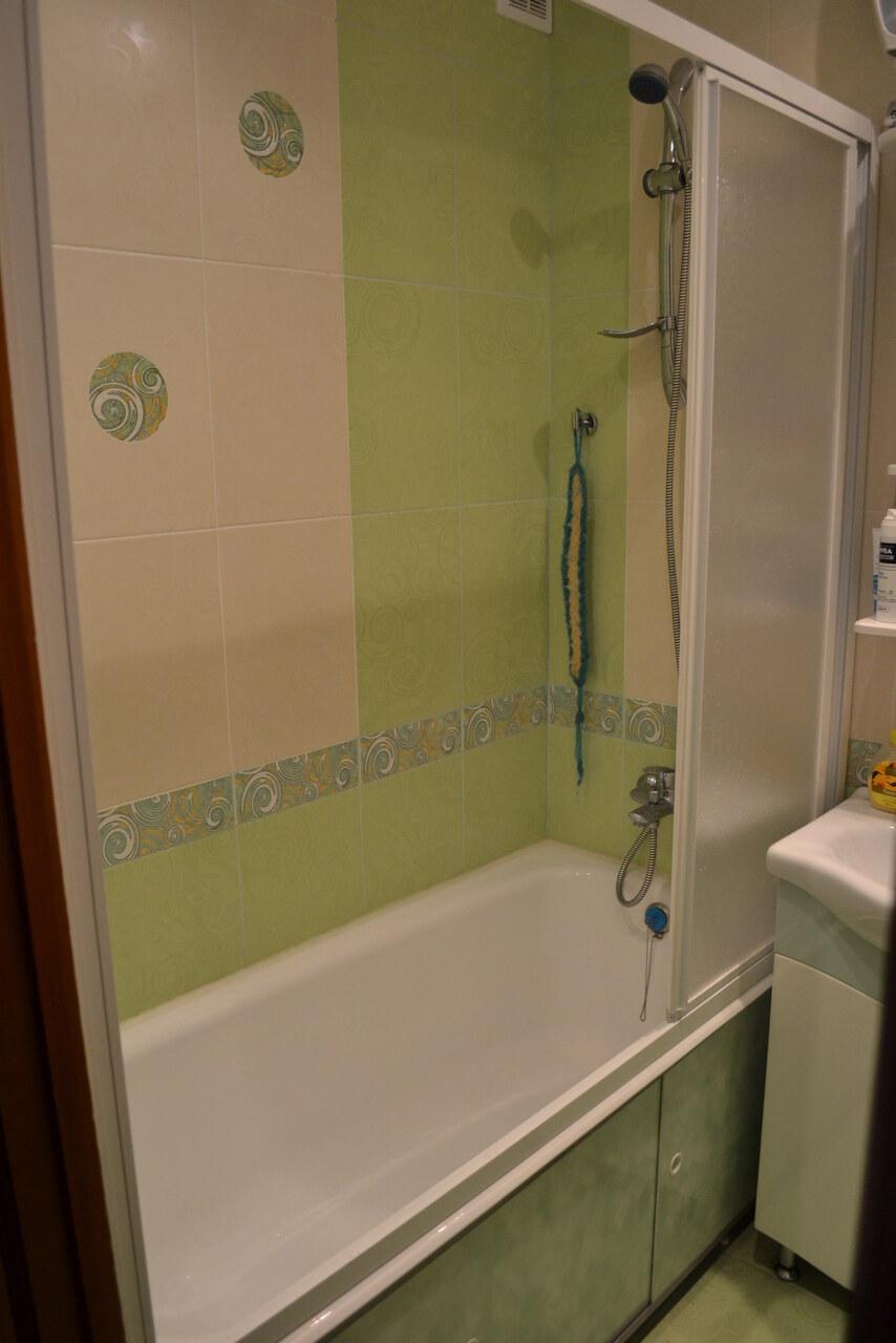 Установка шторки на ванну своими руками