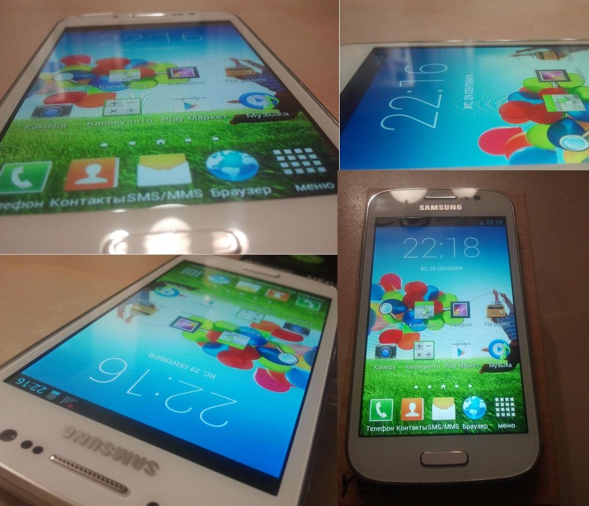 S4 mini y9190 mtk6572 android 4 2 2сим 3g gps wi fi ips 4 3