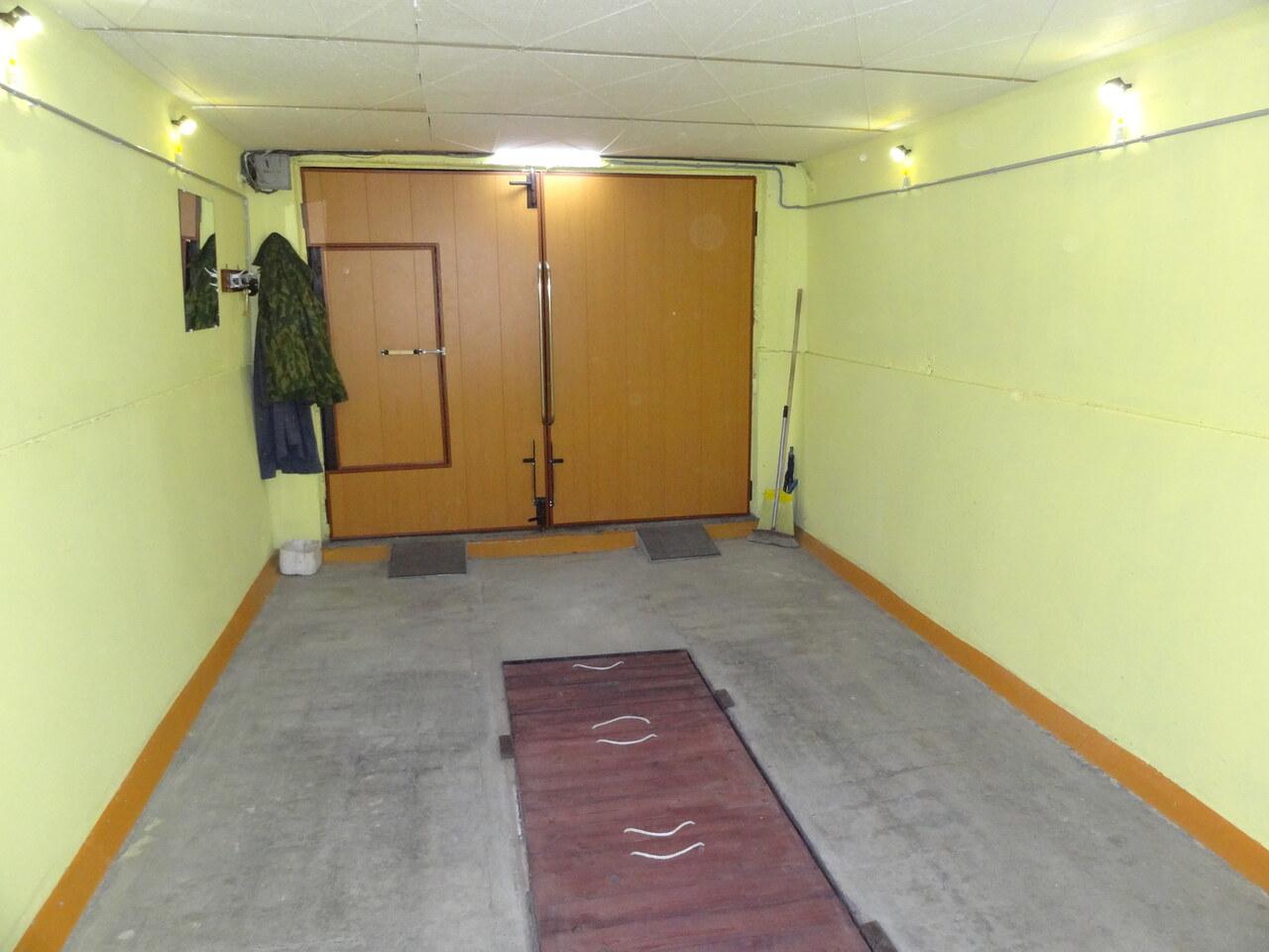 Освещение гаража на светодиодах своими руками 197
