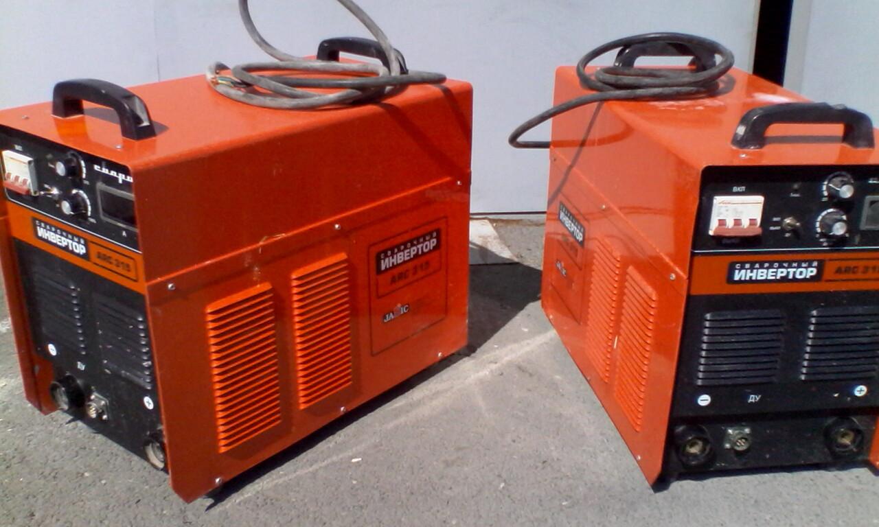 Инверторные полуавтоматы для сварки в среде защитных газов