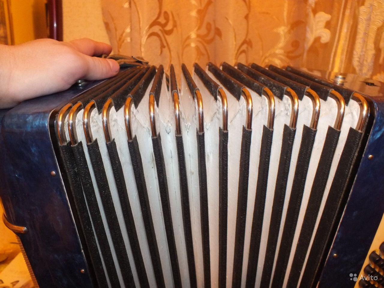 Как самому отремонтировать клавиши аккордеона