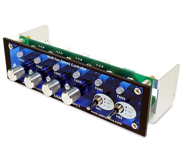 Блок управления вентиляторами компьютера