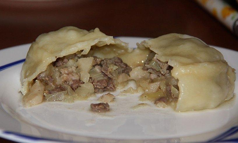 Манты из свинины рецепт приготовления с фото