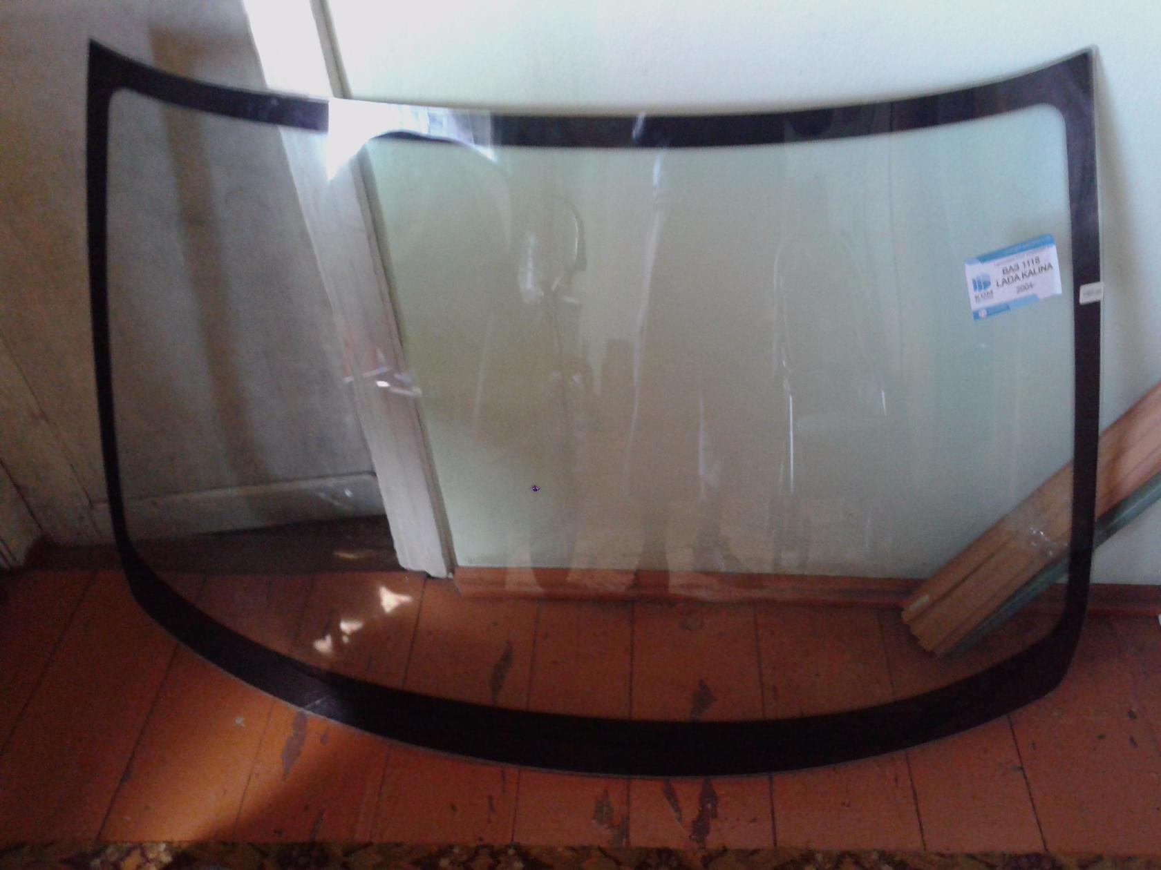 Как поменять лобовое стекло на газели