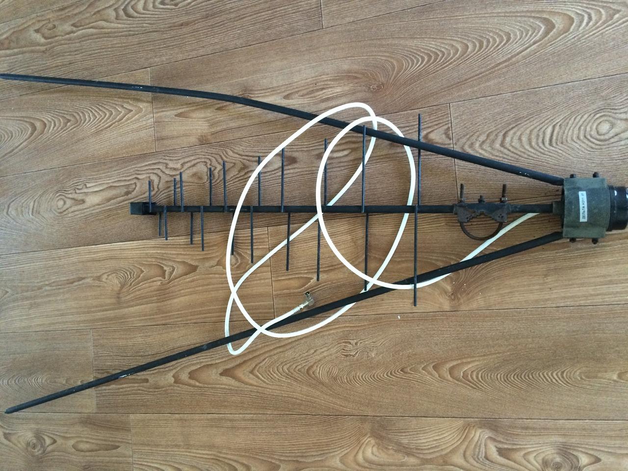 Ремонт антенны дельта
