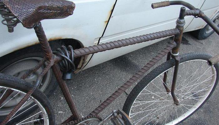 Как сварить раму на велосипед