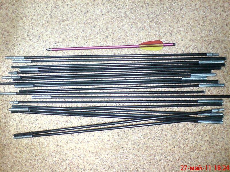 Как и из чего сделать стрелы для арбалета своими руками