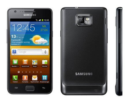 Samsung galaxy s2 black sprint