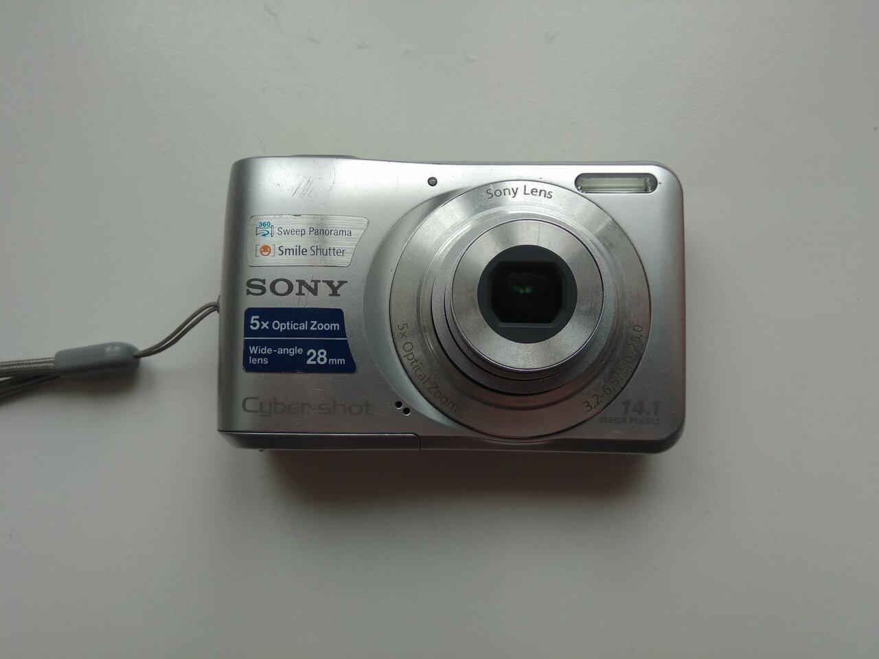 Sony cyber shot programa baixar fotos 3