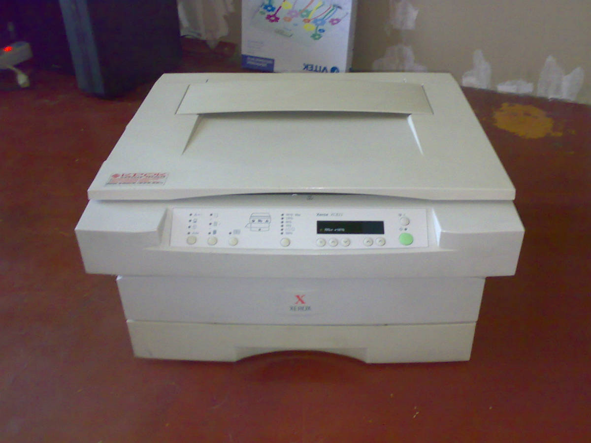 Xerox xc 822
