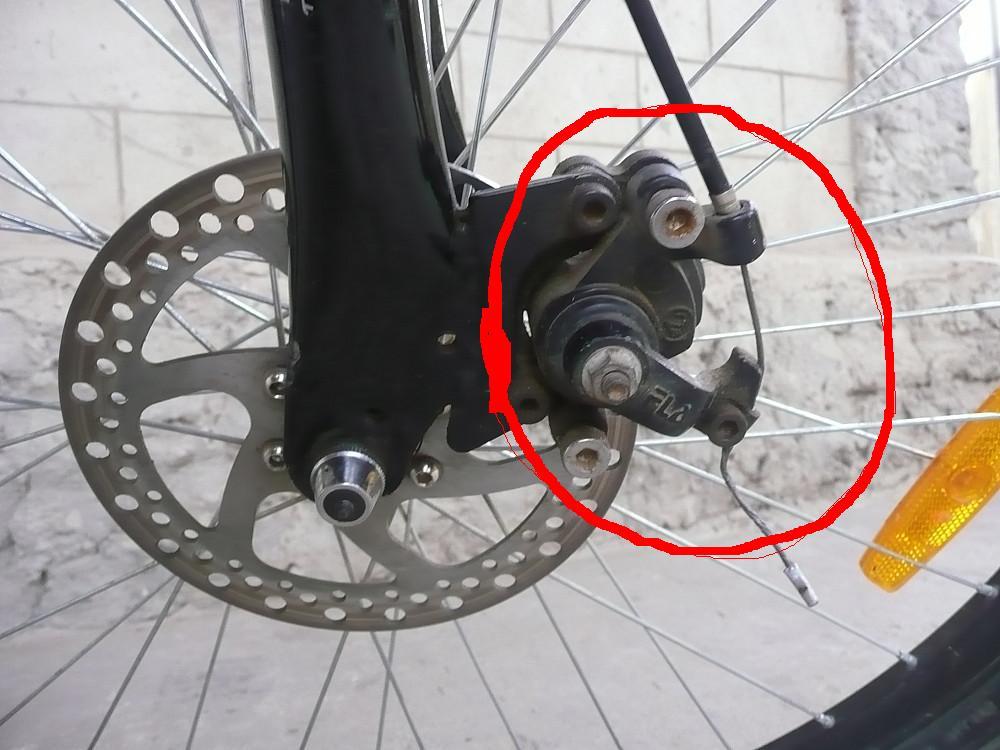 Как сделать задние тормоза на велосипеде своими руками