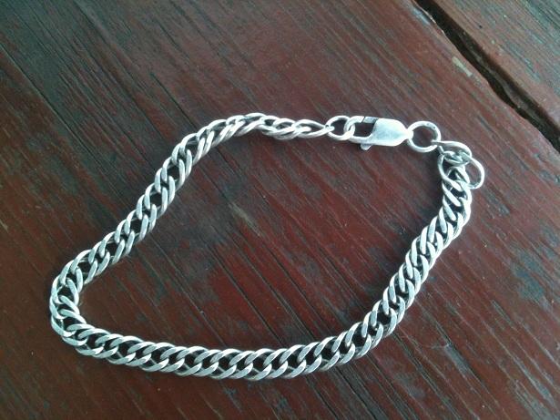 серебряная цепочка на руку - Общение - Корзина - PRICE-ALTAI.RU