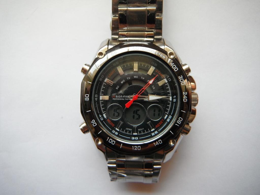Покупаем отличный подарок на 23 февраля для любимых, или для себя любимых: вражеские часы американских подводников US