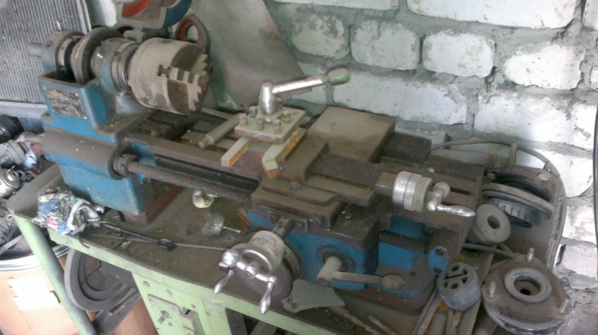 станки токарные по металлу купить: