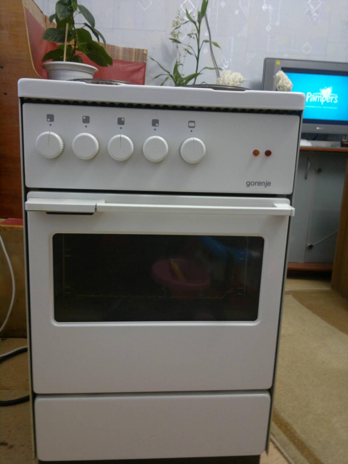 Ремонт электрической плиты своими руками