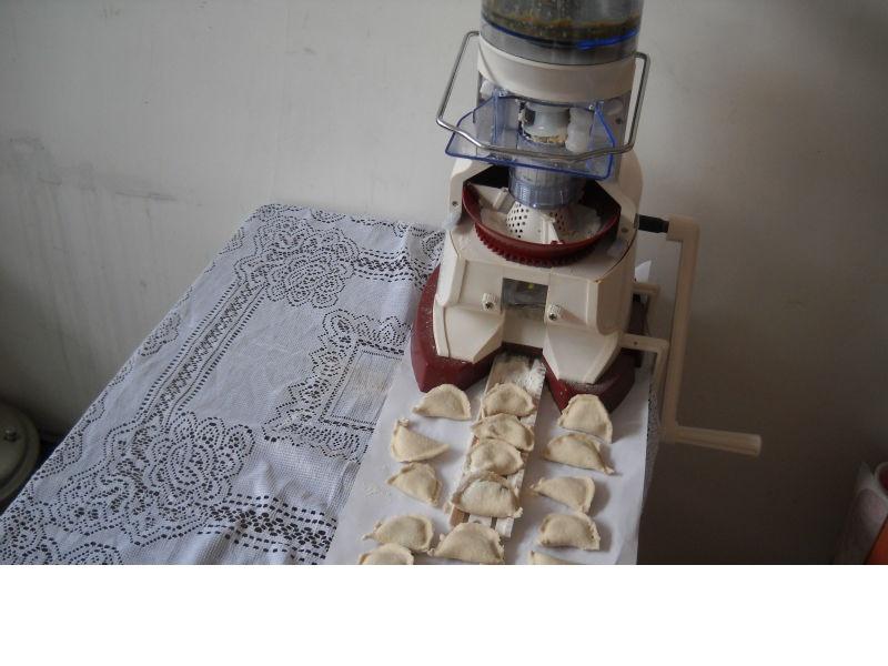 Изготовление пельменей домашних условиях
