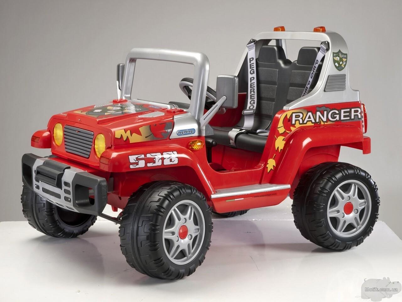 электромобиль peg perego ranger 538 #3