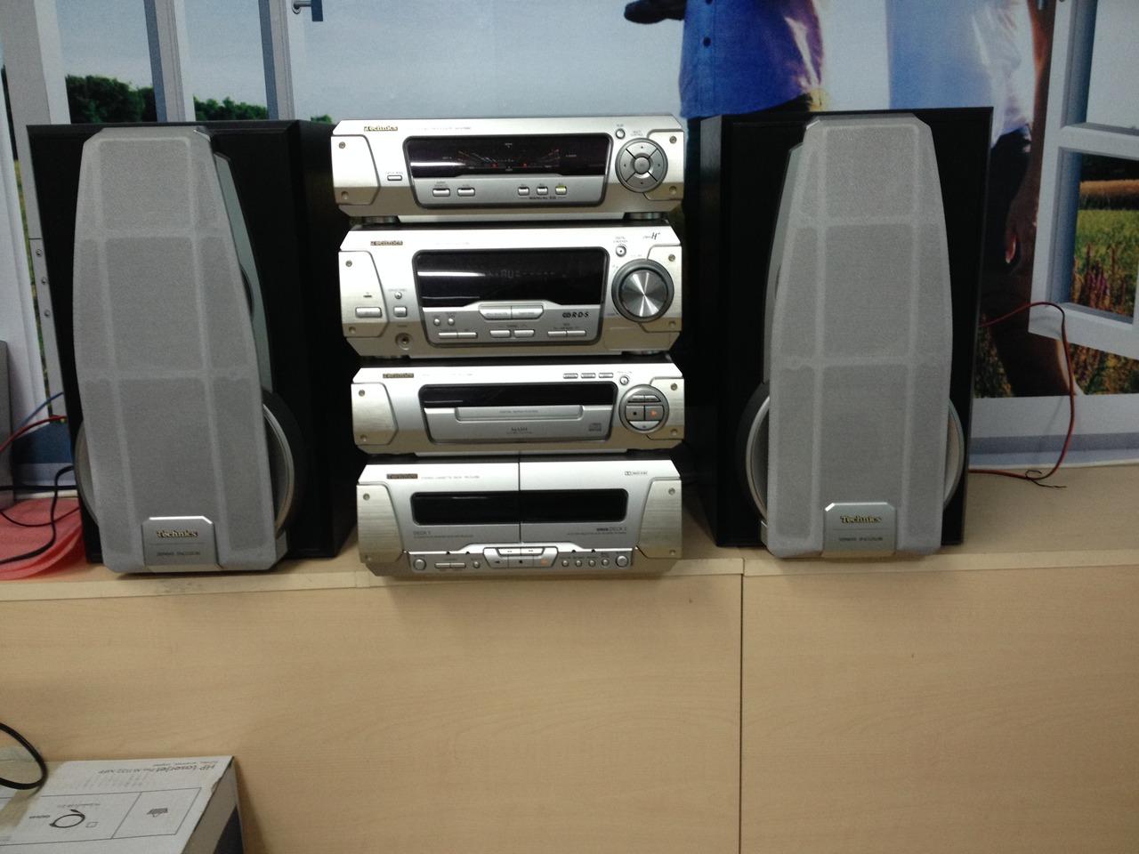 Technics sh-eh580 схема