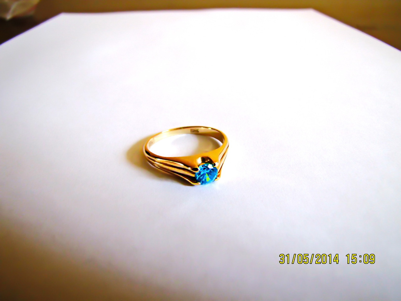 кольцо 2 грамма