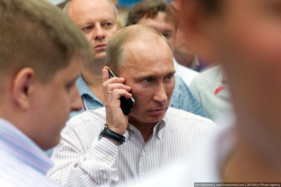 Торговец пустотой. Как Путин показал американцам » ЦЕНЗОРУ ...