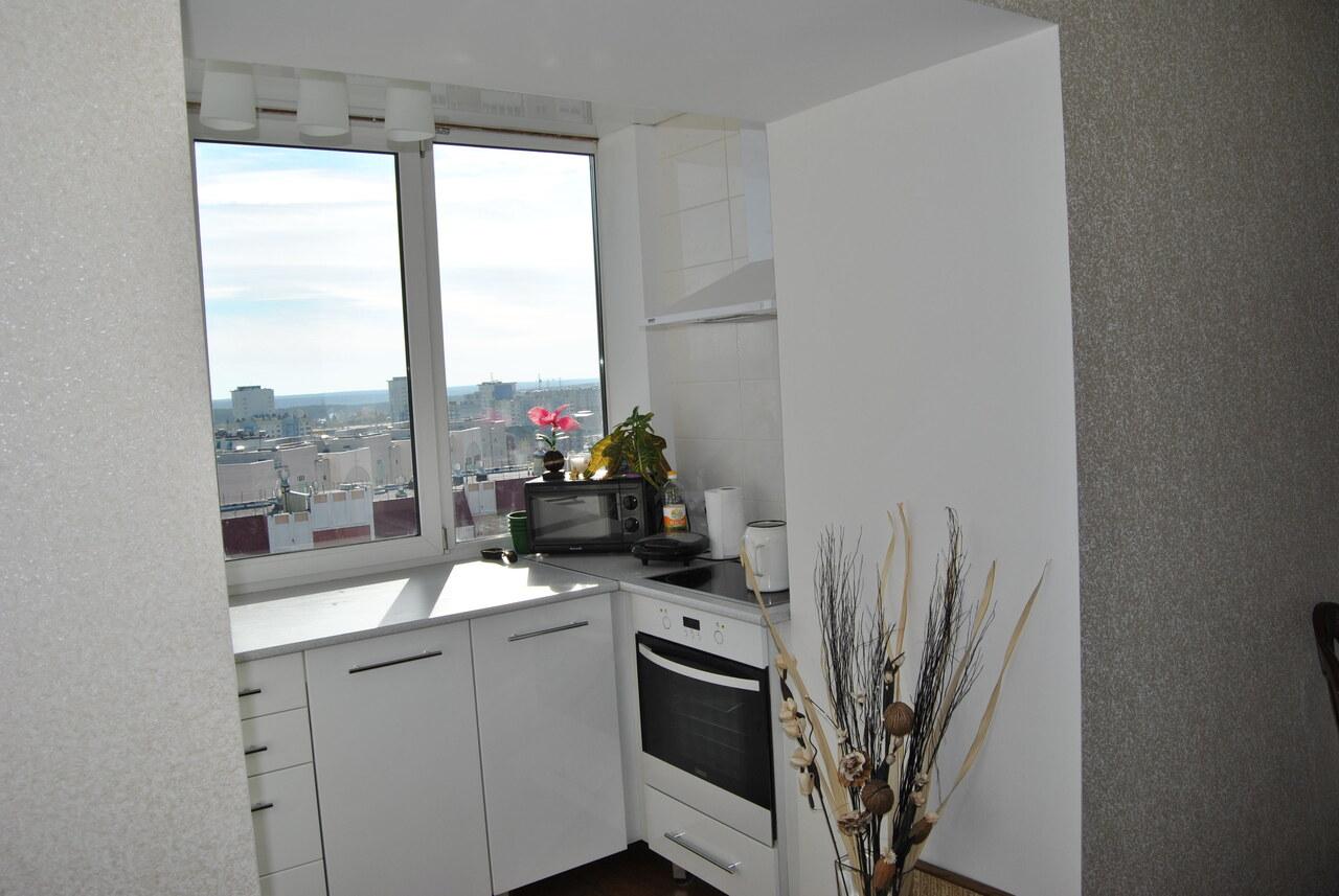 Кухня с балконом - совмещаем два интерьера. 90 фото фото!.