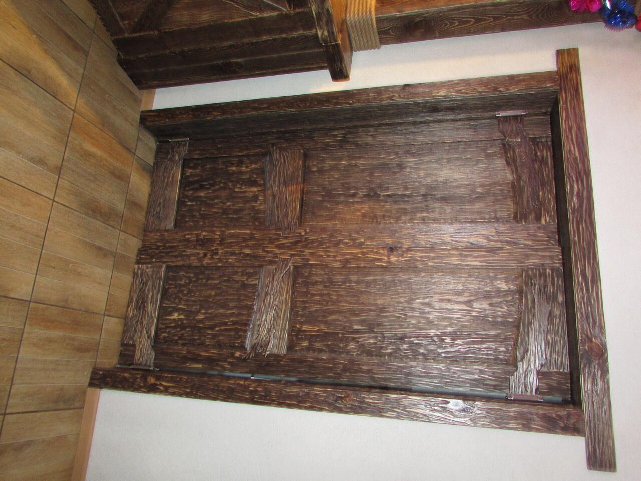 двери под старину фото ретро взглянуть