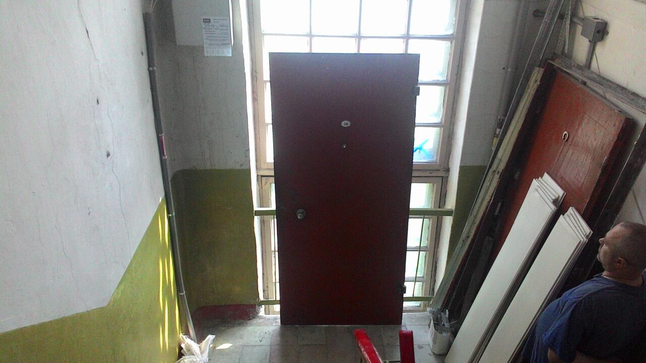 Сдать металлическую дверь чугун цена за кг в Большое Гридино