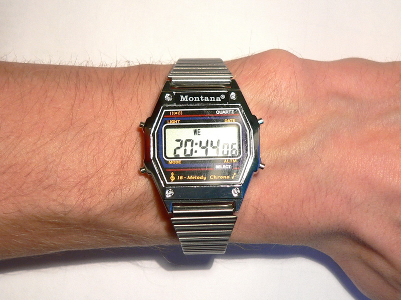 Наручные часы мужские montana
