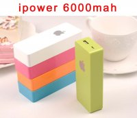 ipower-6000Mah-Power-Bank-Portable-charger-for-mobile-phone-External-Battery-Backup-power-for-apple-iphone6