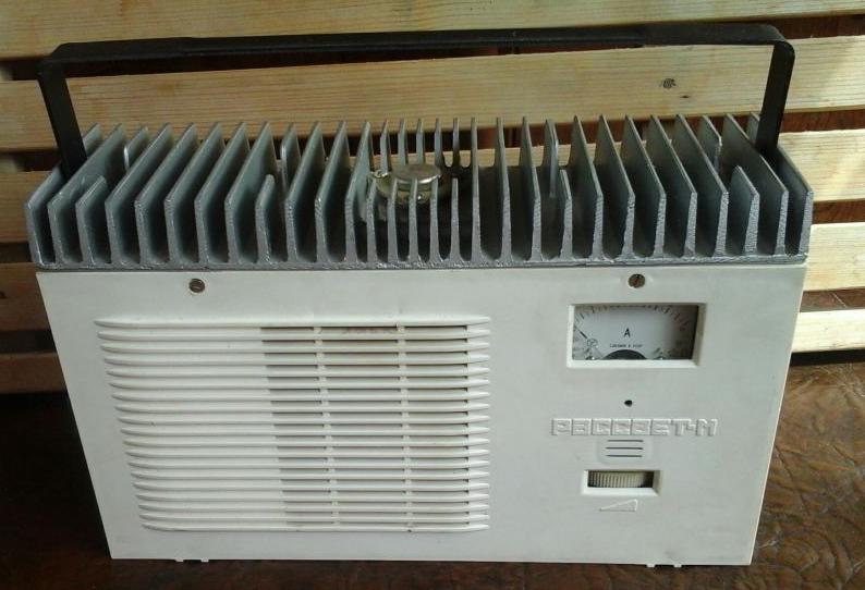 зарядное устройство рассвет км-14 инструкция