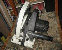 Пила ручная дисковая электрическая РОТОР. Фото 3