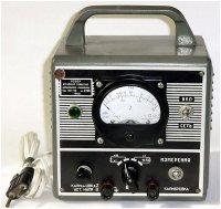 Измеритель линий ИЛ-58. Барнаул 1962 Главный вид