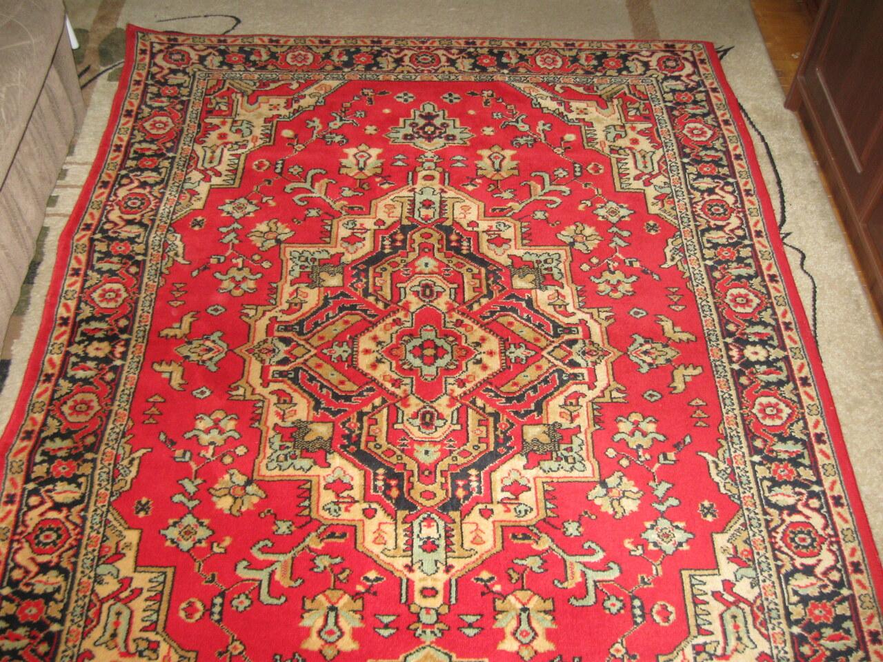 старые советские ковры фото испытывает