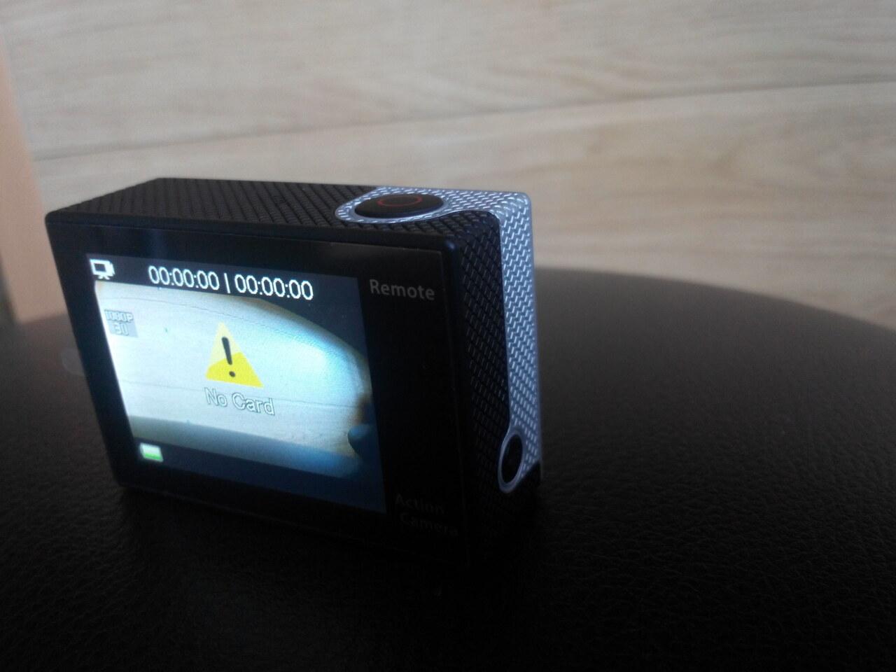 Экшн-камера EKEN H3R Ultra HD Blue