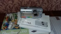 Цифровой фотоаппарат Canon Power Shot A310
