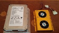 Жесткий диск HDD IDE ST320011A
