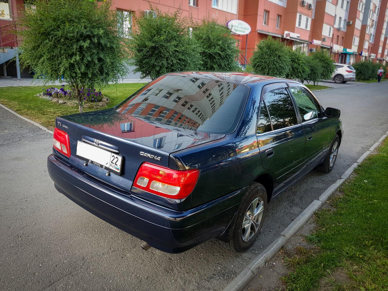 Истории о нескольких перегонах из Приморья в Москву ...