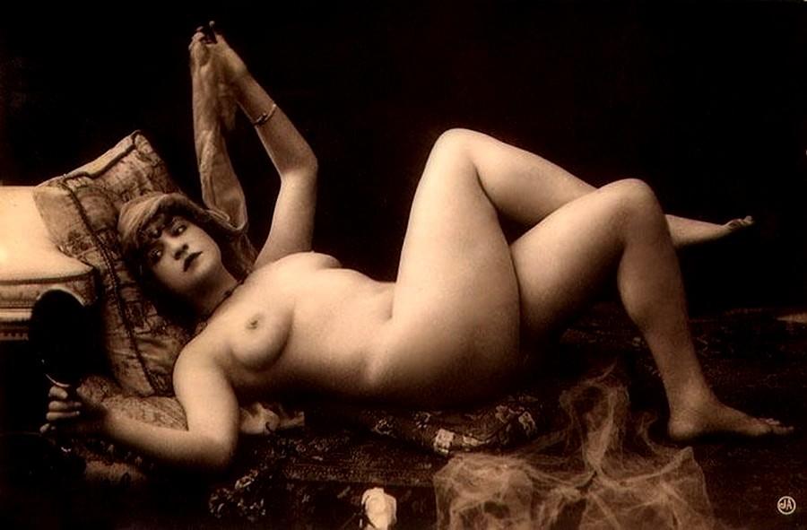 ретро фото девушек эротические голых