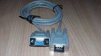 Удлинитель кабеля COM1 (RS232) 9pin