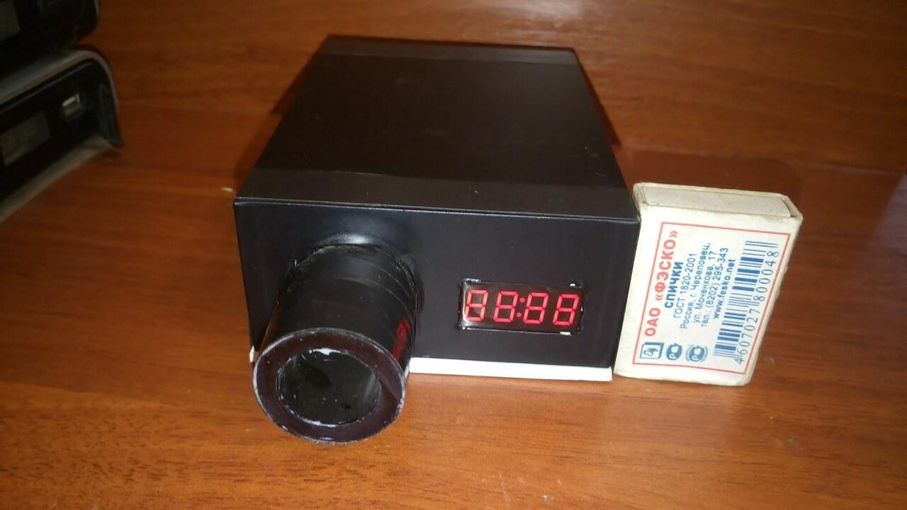 🔫 пневматическое оружие (пневматика), измерение скорости пули при помощи оптического рамочного хронографа изготовленного по известной схеме от lewon.