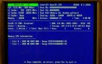 test 2x2Gb, DDR2-1066