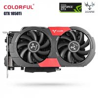 0-Colorful-iGame-GTX-1050Ti-4GB-Gaming-Graphics-Card-7000MHz-128bit-DDR5-6Pin-Support-H