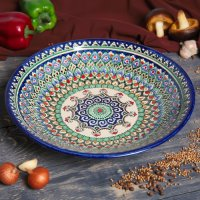 Ляган глубокий узбекский купить