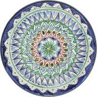 Тарелка для чайника узбекская