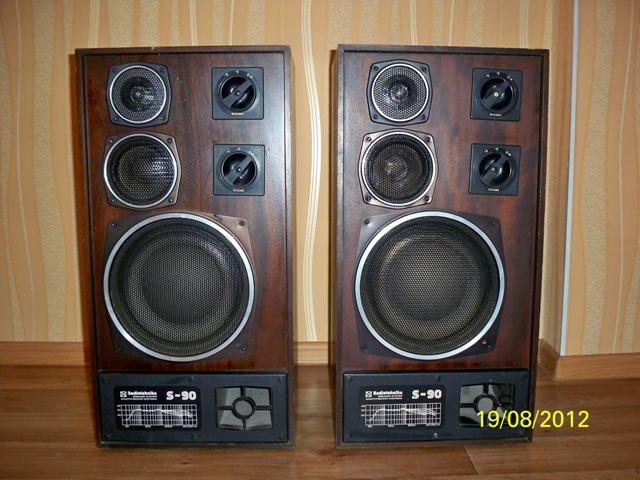 С 90 колонки характеристики звуковая схема