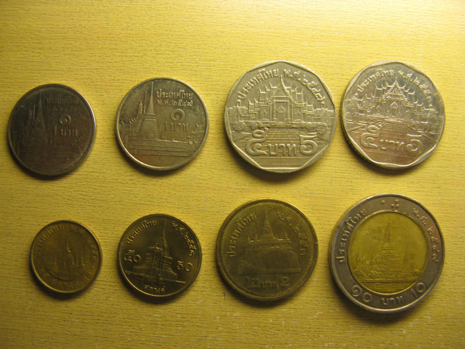 кассы монеты тайланда картинки расскажем