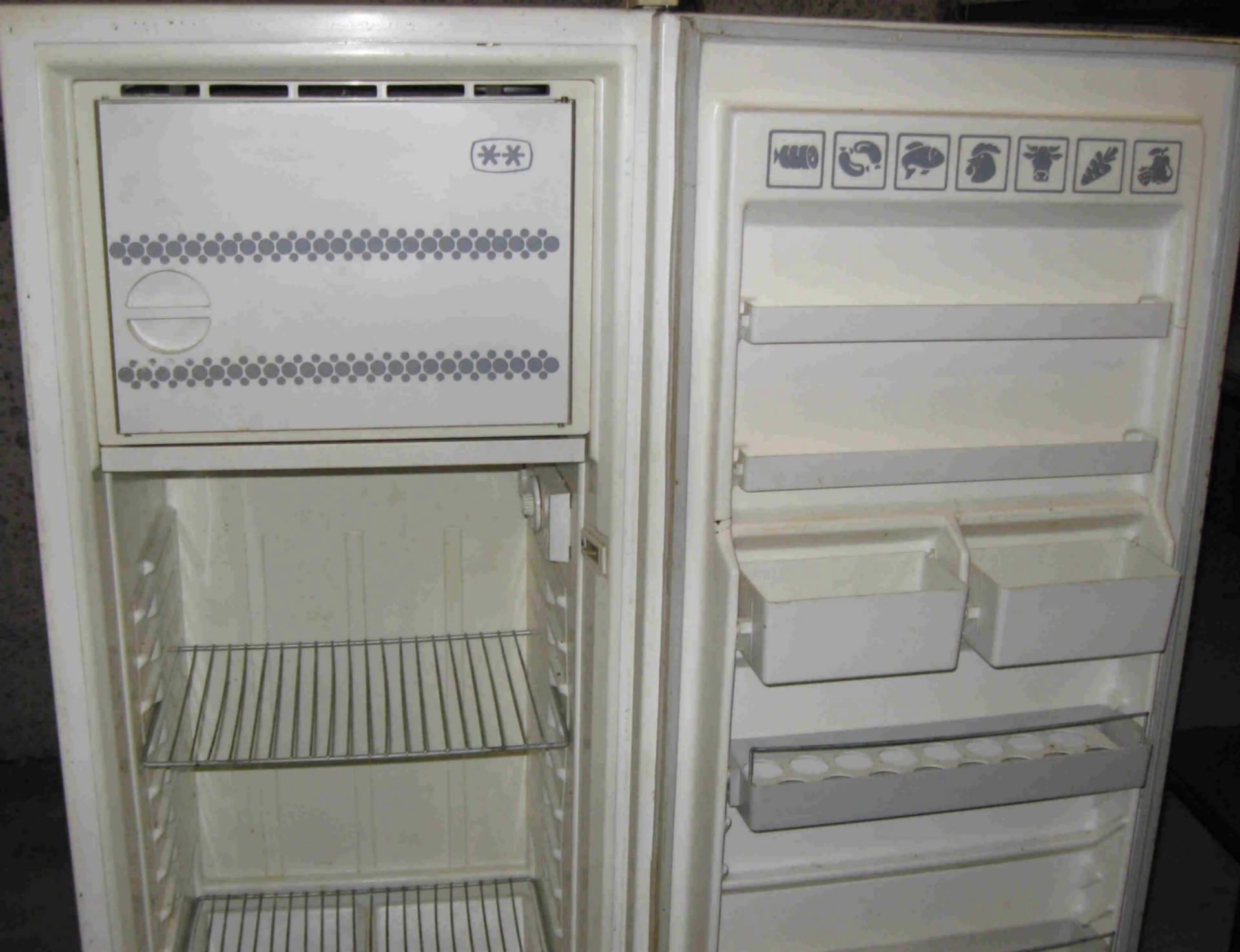 Холодильник памир